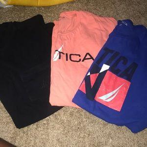 Nautica Men's tshirts